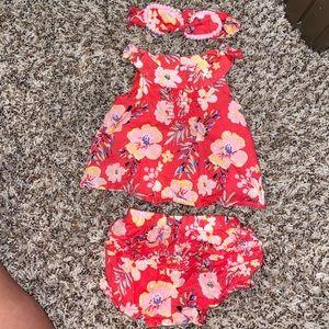 Newborn 3 piece matching set
